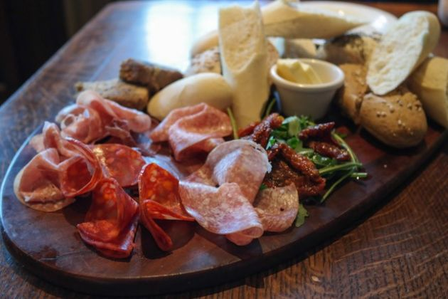 Rose and Crown, Farnborough in Kent - Meat Platter