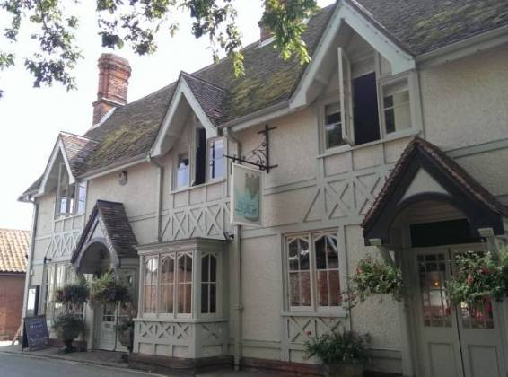 The Crown & Castle, Orford in Woodbridge, Suffolk