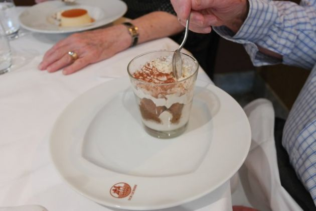 Don Giovanni, Bromley in Kent - Tiramisu