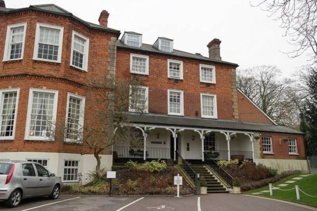 Brandshatch Place Hotel, Fawkham nr Dartford, Kent