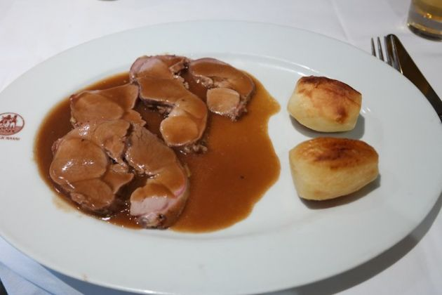 Don Giovanni, Bromley in Kent - Roast Lamb