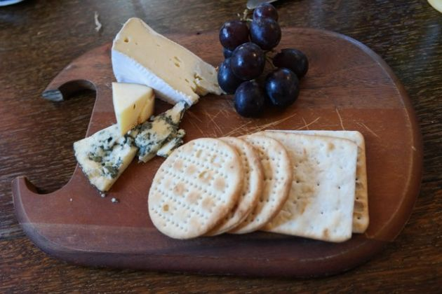 The Shortlands Tavern, Bromley, Kent - Cheese Board