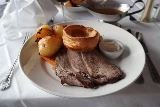 The Atrium, Rochester - Roast Beef
