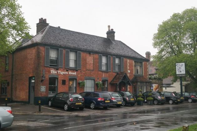 The Tigers Head, Chislehurst in Bromley, Kent