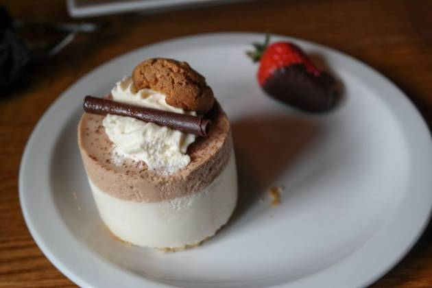 The Grasshopper Inn, Westerham, Kent - Bailey's Cheesecake