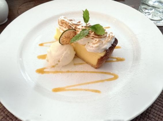 Sands at Bleak House, Woking - Lemon Meringue Pie