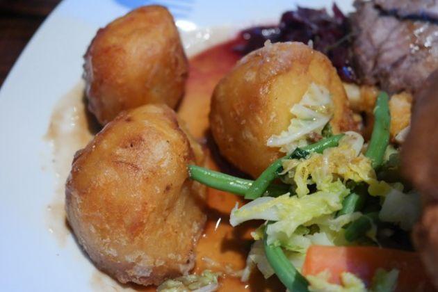 Rose and Crown, Farnborough in Kent - Roast Potatoes
