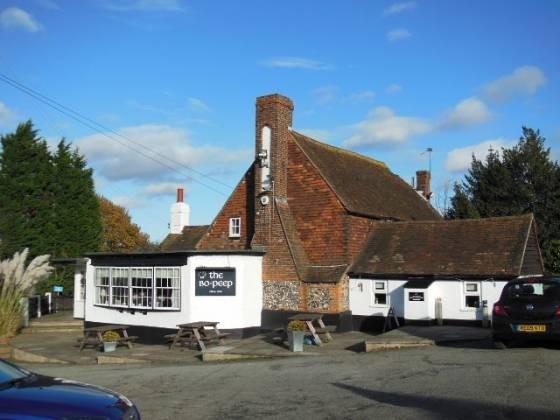 Bo Peep Restaurant Chelsfield in Bromley, Kent