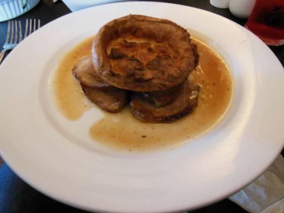 Bo Peep Restaurant Chelsfield in Bromley, Kent - Roast Lamb