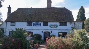 Botley Hill Farmhouse, Warlingham in Surrey