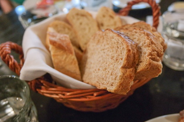Bread Basket - Hotel du Vin, Brighton