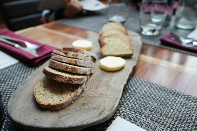 Bread - Charlotte's Bistro in Chiswick, London
