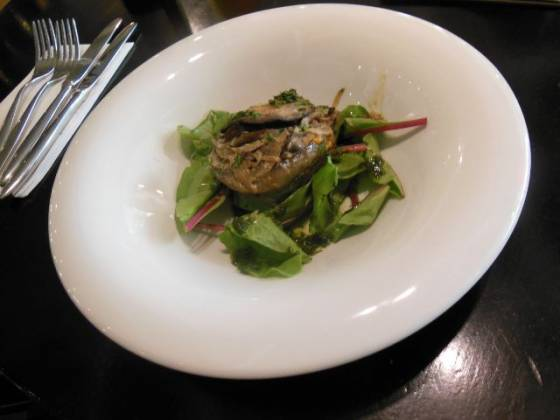Browns Bluewater Dartford - Flat Mushroom starter