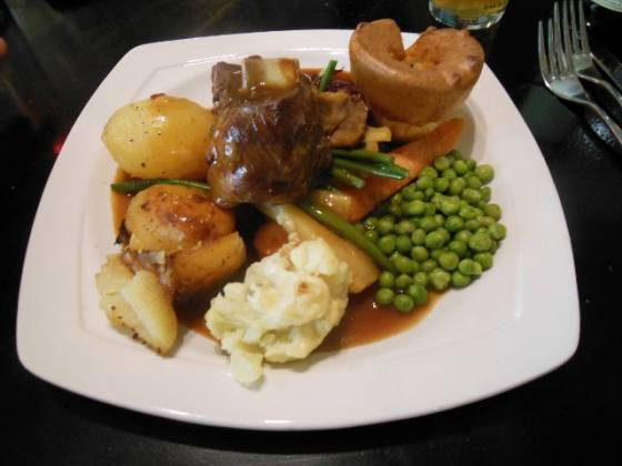Browns Bluewater Dartford - Roast Lamb