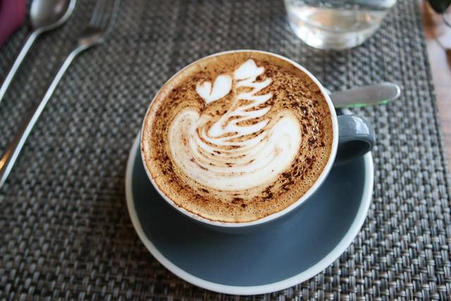 Cappuccino - Charlotte's Bistro in Chiswick, London