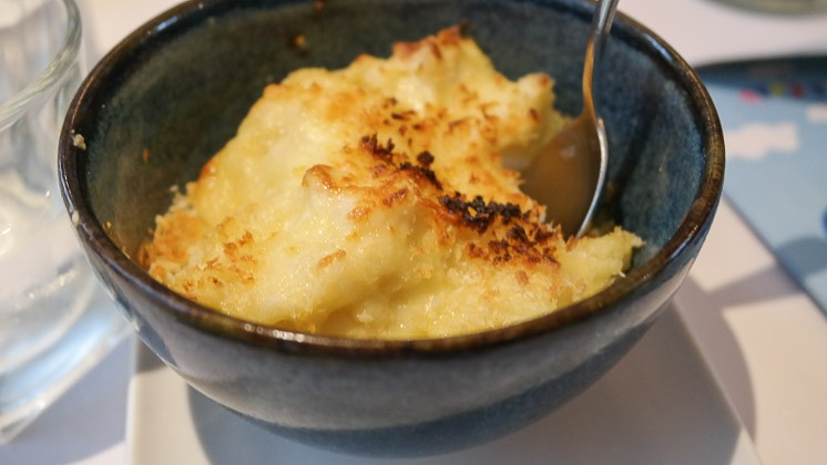 Cauliflower Cheese - The Vine Restaurant in Sevenoaks, Kent