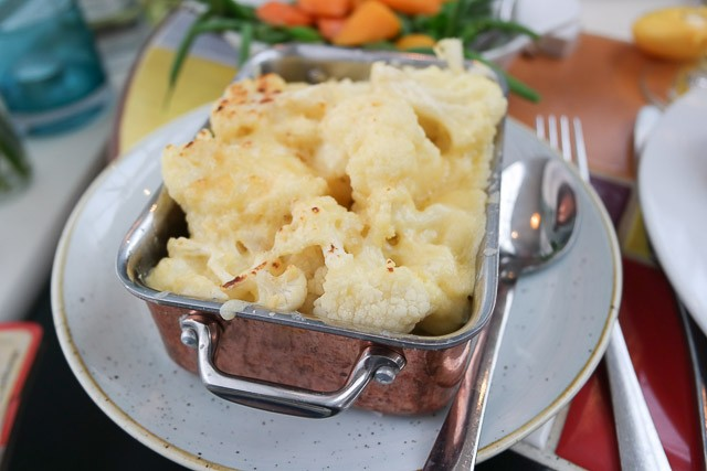 Cauliflower Cheese - The Bulls Head Hotel, Bromley