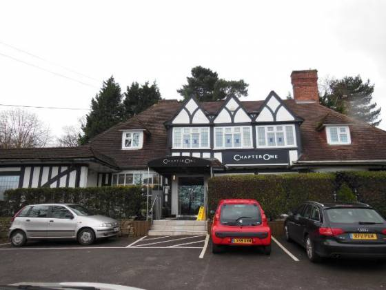Chapter One, Farnborough in Bromley, Kent