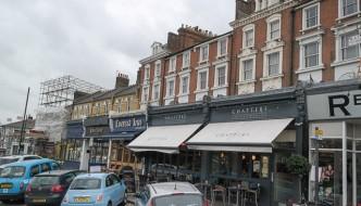 Chapters, Blackheath in Greenwich, London