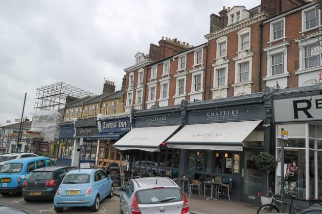 Chapters, Blackheath in Greenwich, London