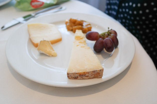 Cheese Plate - Alberts Table in Croydon, Surrey