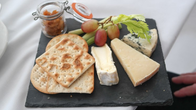 Cheeseboard - Bromley Court Hotel, Bromley in Kent