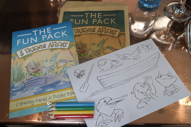 Children's Pack - The Great House, Hawkhurst in Kent