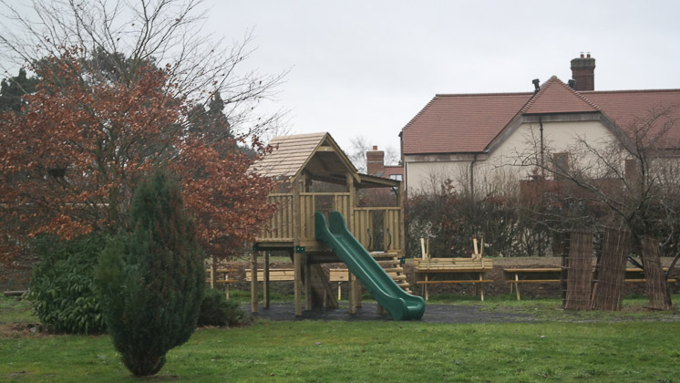 Children's Play Area - The Potting Shed in Langley, Maidstone, Kent