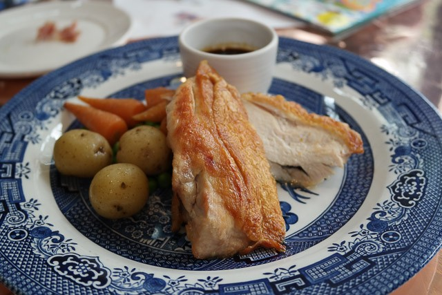 Child's Chicken -  - The Great House, Hawkhurst in Kent