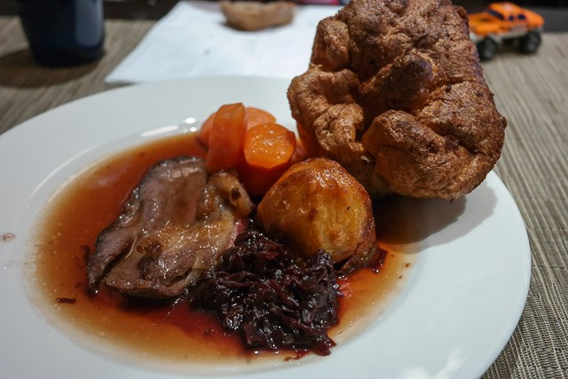 Child's Roast Beef - Chapters, Blackheath in Greenwich, London
