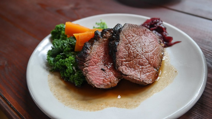 Child's Roast Beef- The Beacon, Royal Tunbridge Wells in Kent