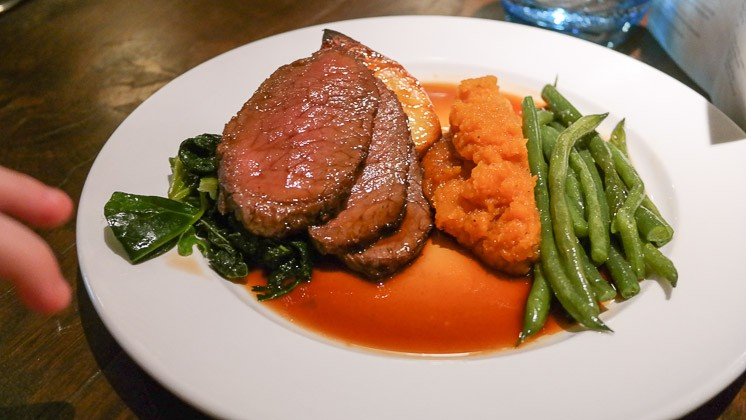 Child's Roast Beef - The Swan, West Malling in Kent