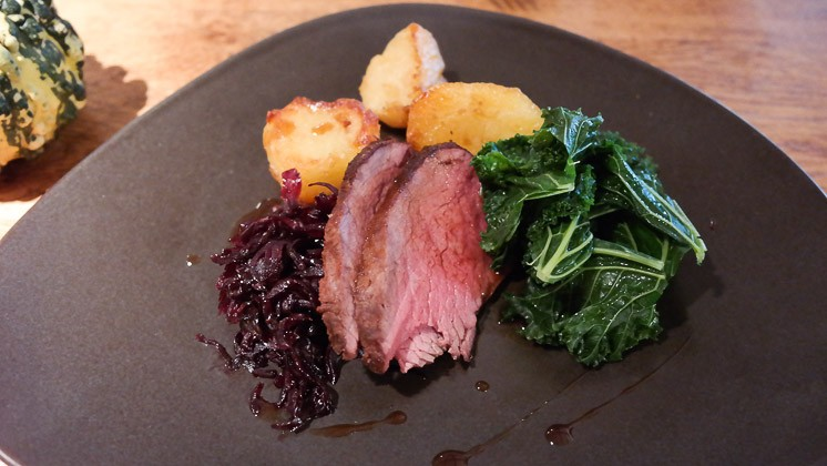 Child's Roast Beef - The Swan at Chapel Down, Tenterden in Kent