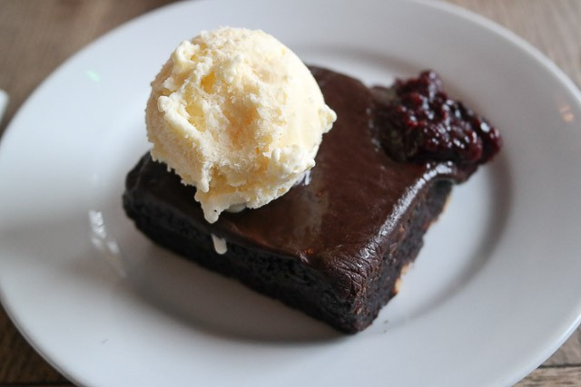 Chocolate Brownie - The Chancery, Beckenham in Bromley, Kent