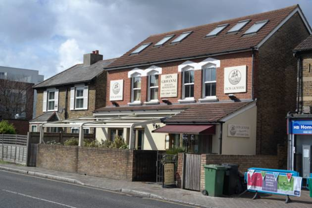 Don Giovanni, Bromley in Kent