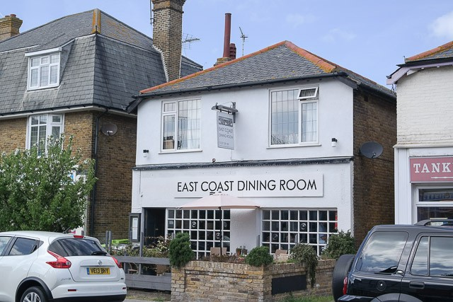 East Coast Dining Room, Tankerton nr Canterbury, Kent