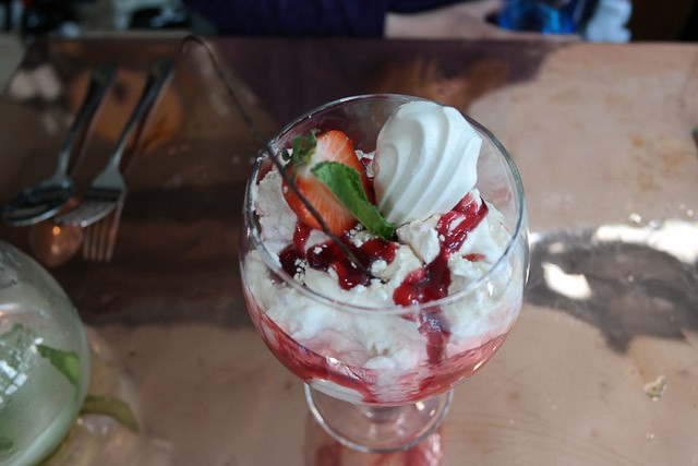 Eton Mess -  - The Great House, Hawkhurst in Kent