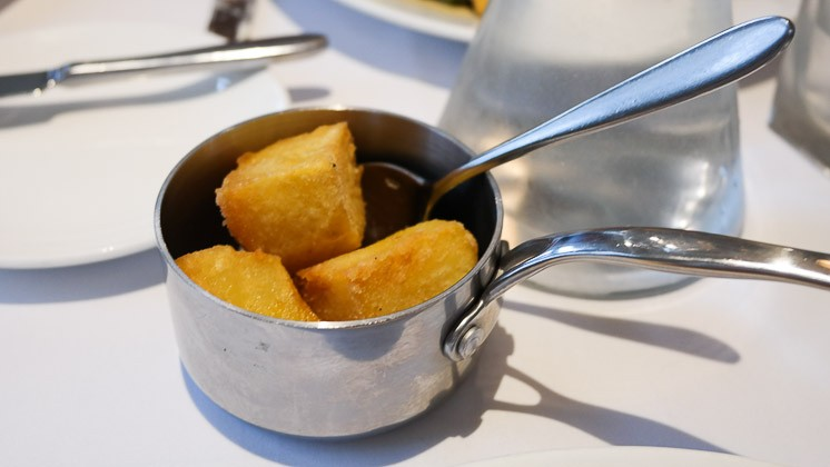 Extra Roast Potatoes - The Vine Restaurant in Sevenoaks, Kent