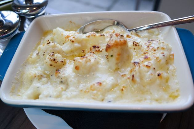Herberts, Keston in Bromley, Kent - Cauliflower Cheese