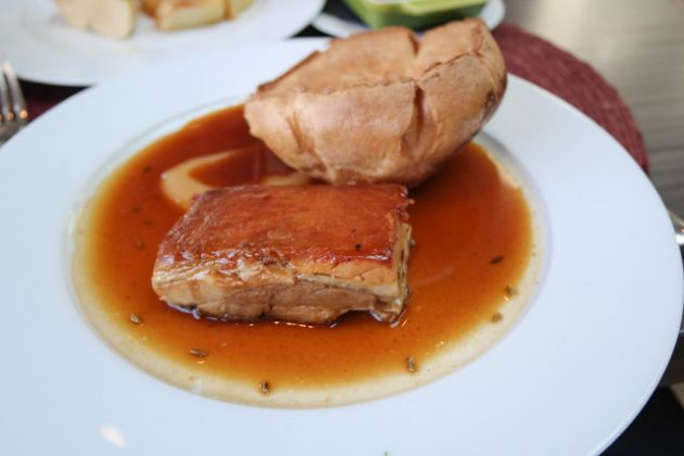 Herberts, Keston in Bromley, Kent - Roast Port Belly