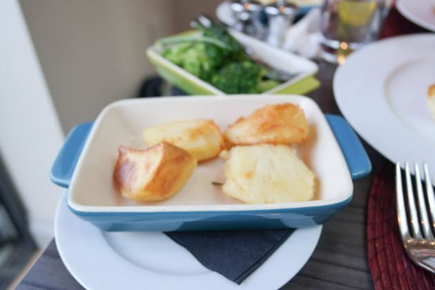 Herberts, Keston in Bromley, Kent - Roast Potatoes