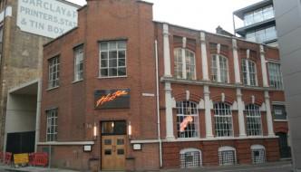 Hixster in Bankside, London