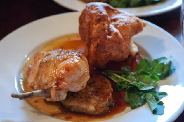 Hotel Du Vin, Tunbridge Wells - Roast Supreme of Chicken