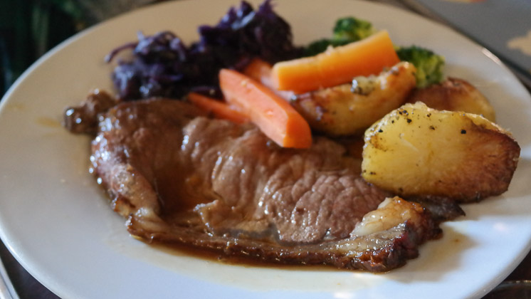 Kids Roast Beef - Theydon Oak, Epping in Essex