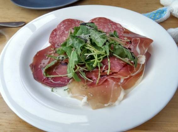 Kits Coty, Aylesford in Kent - Italian Cured Meat Selection