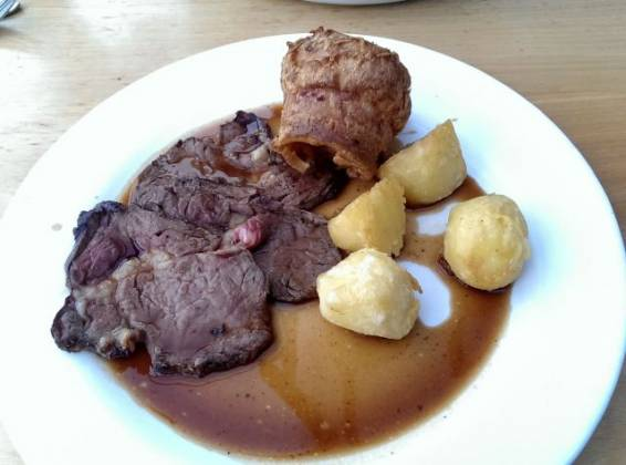 Kits Coty, Aylesford in Kent - Roast Beef