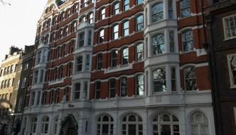 Malmaison in Charterhouse Square, London