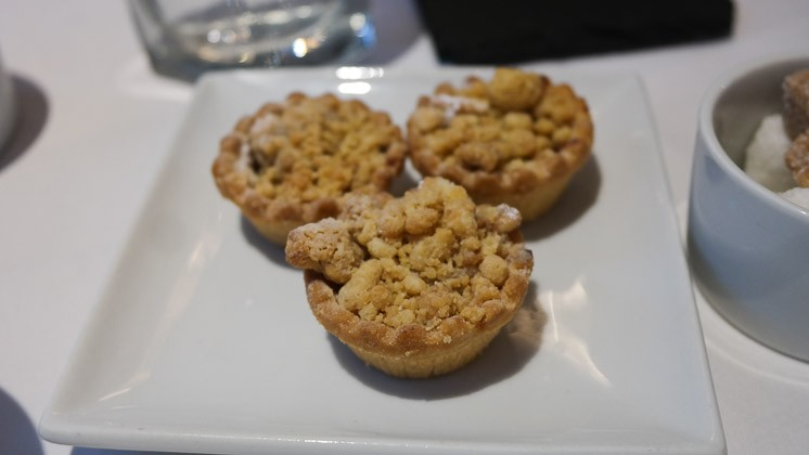 Mini Mince Pies - The Vine Restaurant in Sevenoaks, Kent