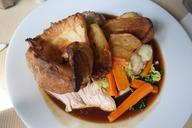 Mixed Roast - The Ivy House in Tonbridge, Kent