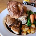 Mixed Roast - The Moody Mare, Mereworth nr West Malling, Kent